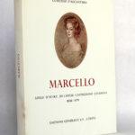 Marcello, Comtesse d'Alcantara. Éditions Générales, 1961. Couverture.