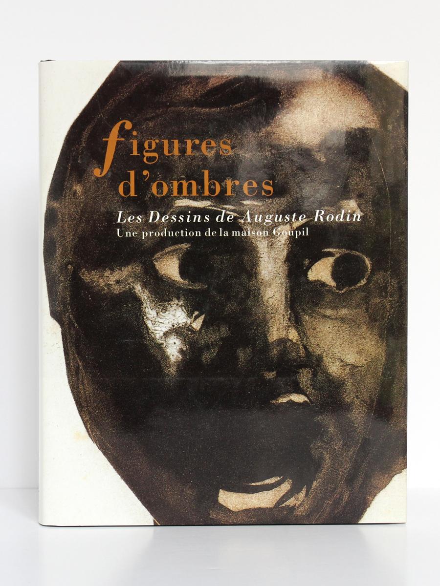 Figures d'ombres Les Dessins d'Auguste Rodin. Somogy, 1996. Couverture.