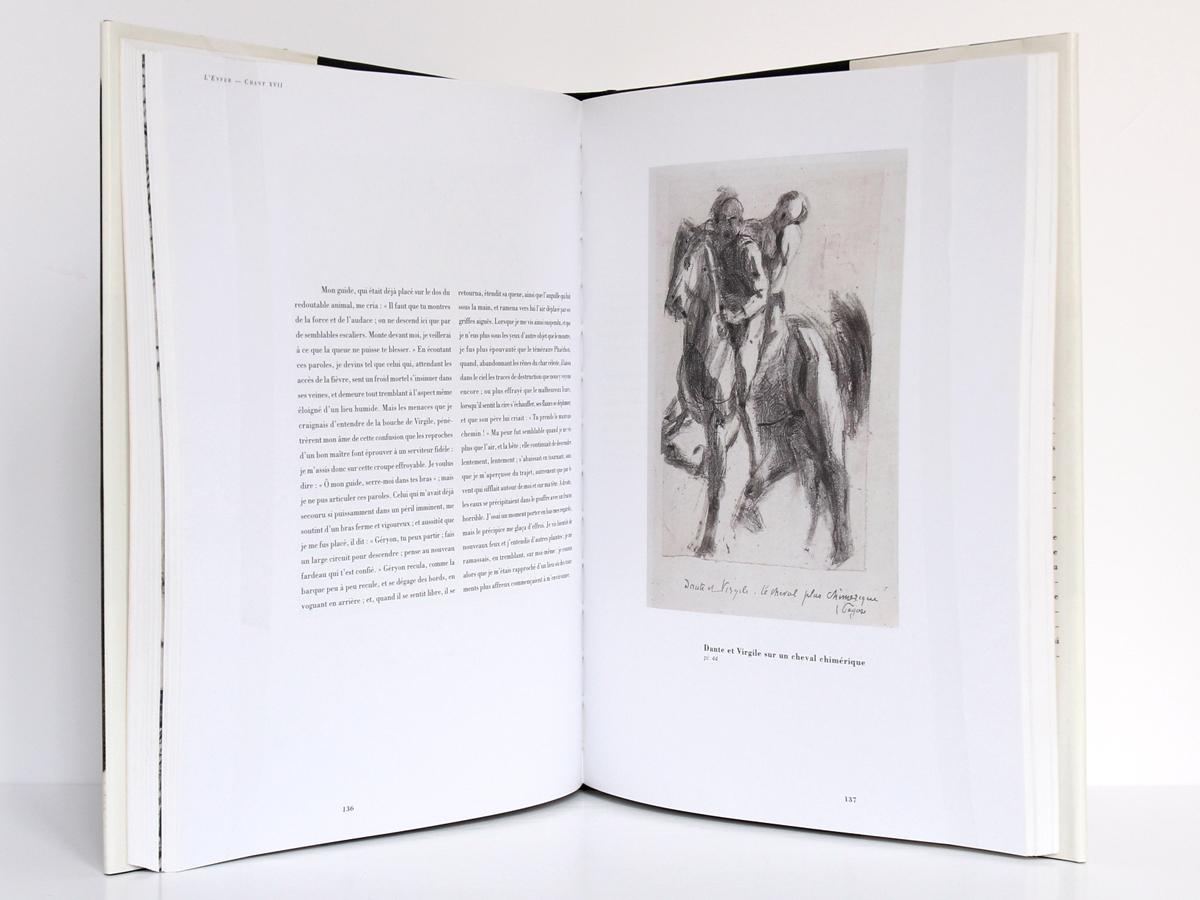 Figures d'ombres Les Dessins d'Auguste Rodin. Somogy, 1996. Pages intérieures.
