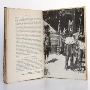 Afrique ambiguë, Georges BALANDIER. Plon, 1957. Pages intérieures.