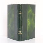 Figures et Paraboles, Paul Claudel. Gallimard-nrf, 1936. Reliure : dos et plats.