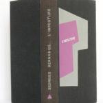 L'Imposture, Georges Bernanos. Club du meilleur livre 1953. Reliure : dos et plats.