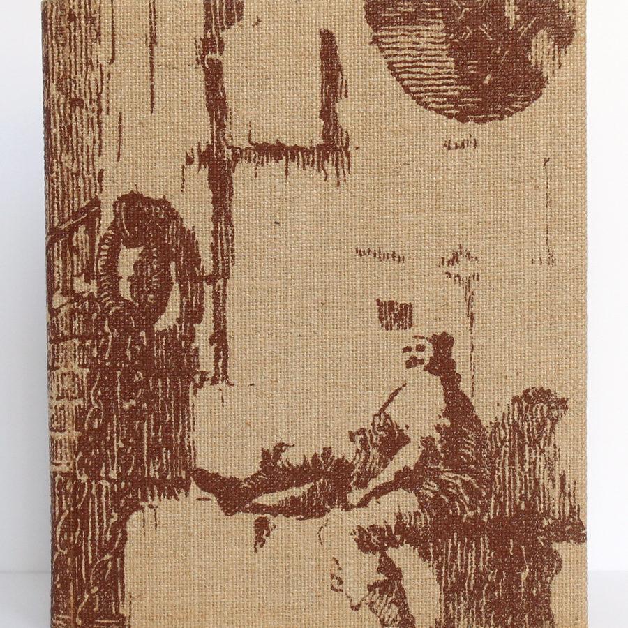 Haute surveillance, Le condamné à mort, Jean Genet. Le club français du livre. 1970. Reliure : premier plat.