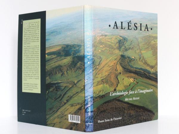 Alésia, Michel REDDÉ. Éditions de France, 2003. Cartonnage : dos et plats.