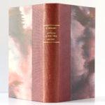 Lettres à son fils Lucien, Camille Pissarro. Albin Michel, 1950. Reliure : dos et plats.