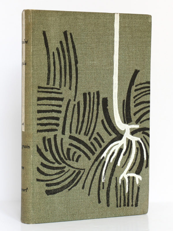 Si le grain ne meurt, André GIDE. Le Club français du livre, 1953. Couverture.