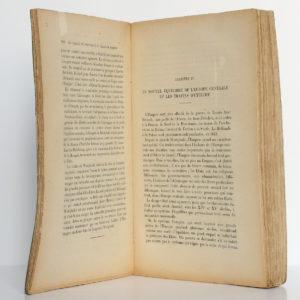 Histoire de l'Europe centrale, J. AULNEAU. Payot, 1926. Pages intérieures.