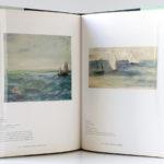 Manet and the sea, catalogue de l'exposition de 2003 et 2004. Pages intérieures 1.