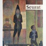 Seurat, catalogue de l'exposition présentée au Grand Palais, à Paris, du 9 avril au 12 août 1991. Couverture.