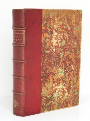 Chansons et monologues, Aristide BRUANT. H. Geffroy, sans date [fin du XIXesiècle]. Reliure.