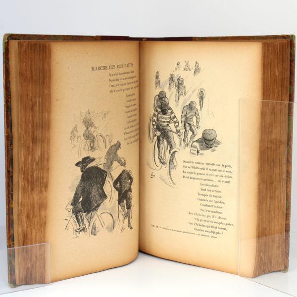 Chansons et monologues, Aristide BRUANT. H. Geffroy, sans date [fin du XIXesiècle]. Pages intérieures 3.