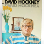 David Hockney by David Hockney, Nikos STANGOS. Thames & Hudson, 1976. Couverture.