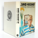 David Hockney by David Hockney, Nikos STANGOS. Thames & Hudson, 1976. Jaquette.