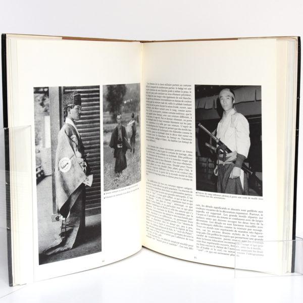 Kimono Art traditionnel du Japon, par Sylvie et Dominique BUISSON. Edita/La Bibliothèque des Arts, 1983. Pages intérieures 1.