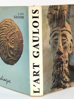 L'art gaulois, G. FABRE, A. VARAGNAC. Zodiaque, 1964. Jaquette.