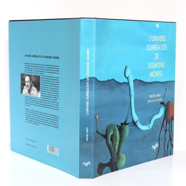 L'univers surréaliste de Desmond Morris, Michel REMY. Éditions Souffles, 1991. Jaquette.
