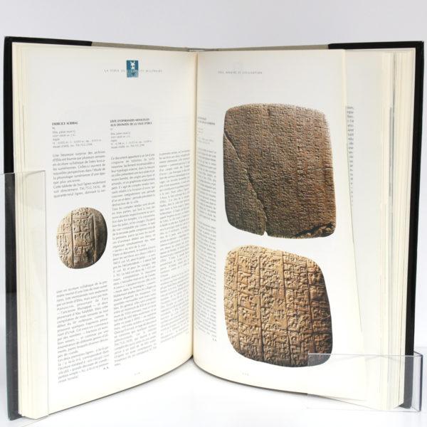 Syrie Mémoire et Civilisation. Catalogue exposition, 1993. Pages intérieures 1.