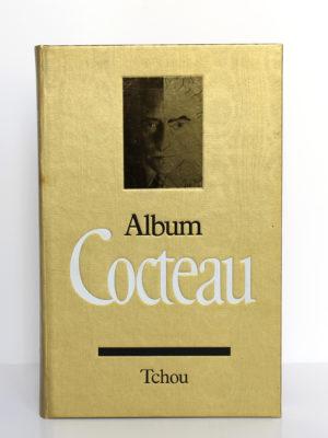 Album Cocteau, Pierre Chanel. Tchou éditeur, 1970. Couverture.