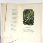 Poésies, Arthur Rimbaud. Marcel Lubineau Éditeur, 1953. Illustrations de Lucien Boucher. Pages intérieures 3.