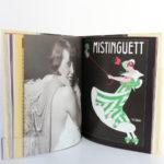 Les années Mistinguett, Jacques PESSIS, Jacques CRÉPINEAU. Vade Retro, 2001. Pages intérieures 1.