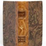 Les carnets de Gallieni publiés par son fils. Albin Michel, 1932. Reliure.
