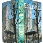 Belleville, Clément LÉPIDIS, Emmanuel JACOMIN. Éditions Denoël, 1988. Couverture : dos et plats.