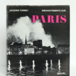 Enchantements sur Paris, Jacques Yonnet. Éditions Denoël, 1966. Couverture.