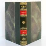 Le Père Goriot, Honoré de BALZAC. Dessins de JacquesROUBILLE. Éditions Albert Guillot, 1948. Reliure : dos et plats.