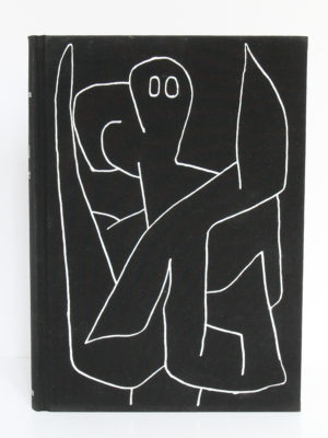 Paul Klee, Will GROHMANN. Éditions Flinker, 1954. Couverture.