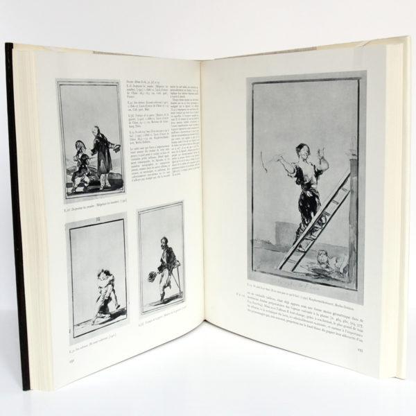 Goya, Pierre GASSIER et Juliet WILSON. Office du Livre – Éditions Vilo, 1970. Pages intérieures 2.
