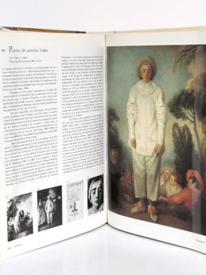 Watteau 1684-1721. Catalogue de l'exposition de 1984 au Grand Palais à Paris. 1984. Pages intérieures 1.