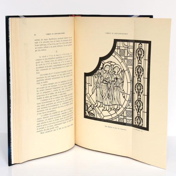 L'abbaye de Saint-Jean-aux-Bois, André Philippe. Société historique de Compiègne, 1931. Pages intérieures 2.
