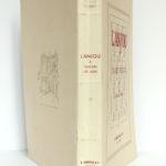 L'Anjou à travers les âges, Chanoine A. Guéry. H. Siraudeau & Cie, 1947. Livre : dos et plats.