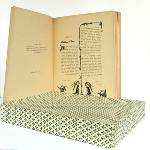 L'Anjou à travers les âges, Chanoine A. Guéry. H. Siraudeau & Cie, 1947. Pages intérieures 1.