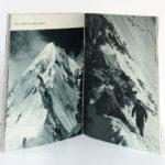 Nanda Devi, troisième expédition française à l'Himalaya, J.-J. LANGUEPIN, L. PAYAN. Arthaud, 1952. Pages intérieures.