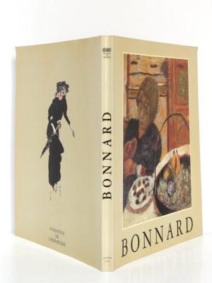 Bonnard 1867-1947, Lausanne, La Fondation de l'Hermitage, La Bibliothèque des Arts, 1991. Couverture : dos et plats.