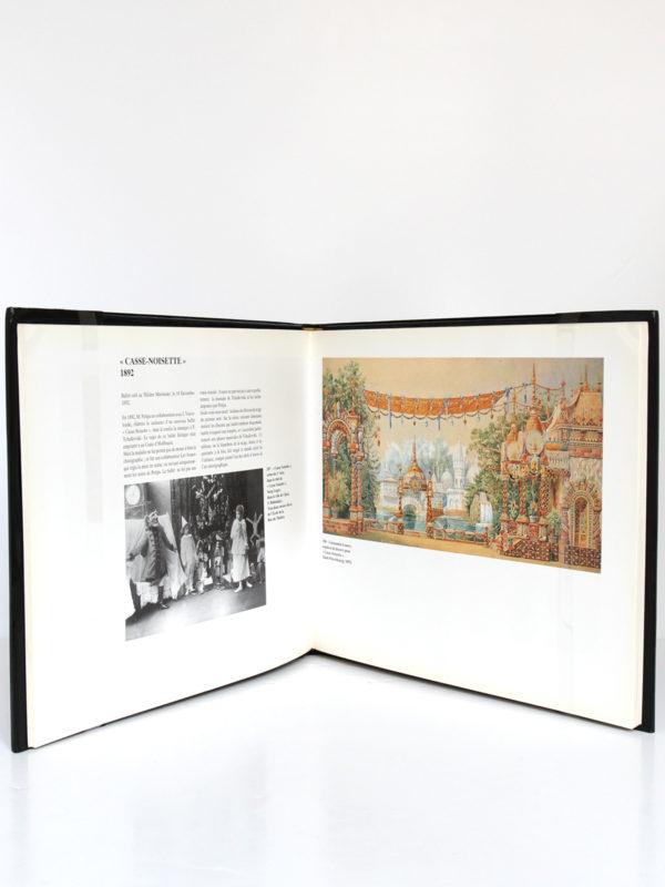 L'art du ballet en Russie 1738-1940. Les Éditions du Mécène, 1991. Pages intérieures.