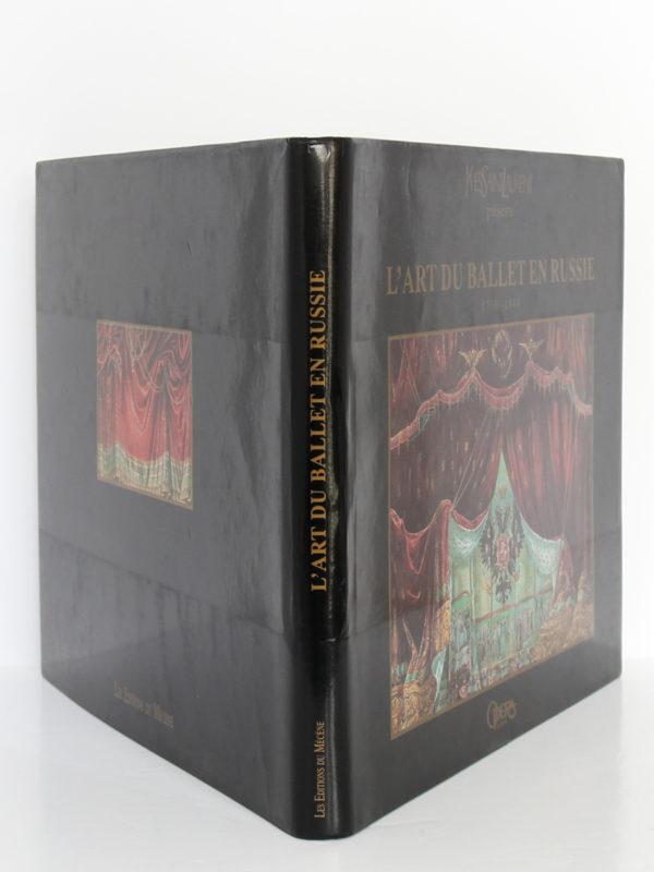 L'art du ballet en Russie 1738-1940. Les Éditions du Mécène, 1991. Jaquette.
