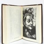 La Vie passionnée de Michel-Ange, Ascanio CONDIVI. Chez Jean de Bonnot, 1975. Pages intérieures 2.