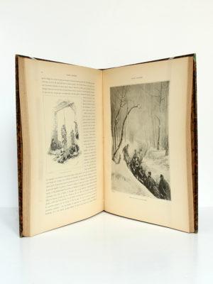 Paris assiégé 1870-1871, Jules CLARETIE. Goupil & Cie, sans date [vers 1900]. Pages intérieures 1.