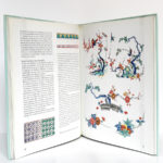 Décor sur porcelaine, Dony Karandjoulov-Alexiev. Armand Colin, 1994. Pages intérieures 2.