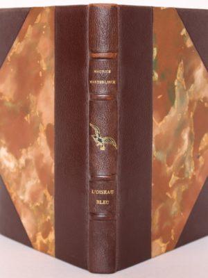 L'Oiseau bleu. Livre ancien. 1945.
