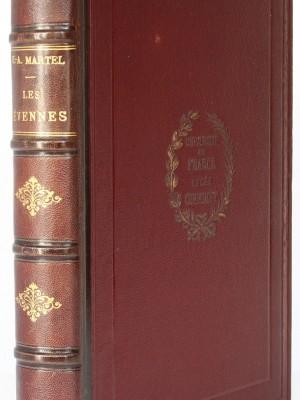 Les Cévennes. E. A. Martel. Delagrave. 1894. Reliure.