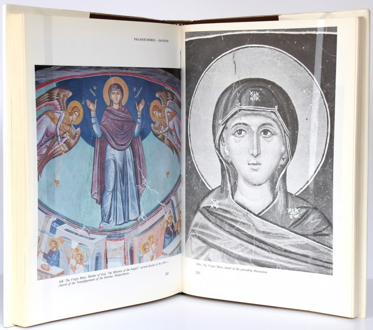 The Painted Churches of Cyprus. Treasures of Byzantine Art. A. and J.A. Stylianou. 1985. Pages intérieures_2.