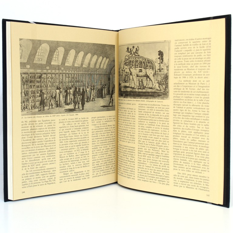 Naufragés de l'Arche. Butor, Bérenger. Pages intérieures_2.