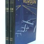 Verdun. Jacques Péricard. 2 volumes. Cartonnages éditeur. Couvertures.