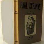Paul Cézanne. Eugenio d'Ors. E. Weyhe. 1936. Dos et couvertures.
