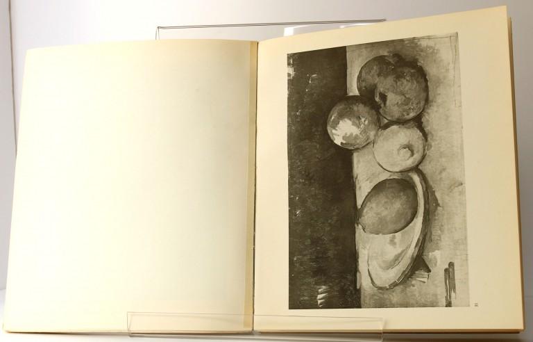 Paul Cézanne. Eugenio d'Ors. E. Weyhe. 1936. Pages intérieures.
