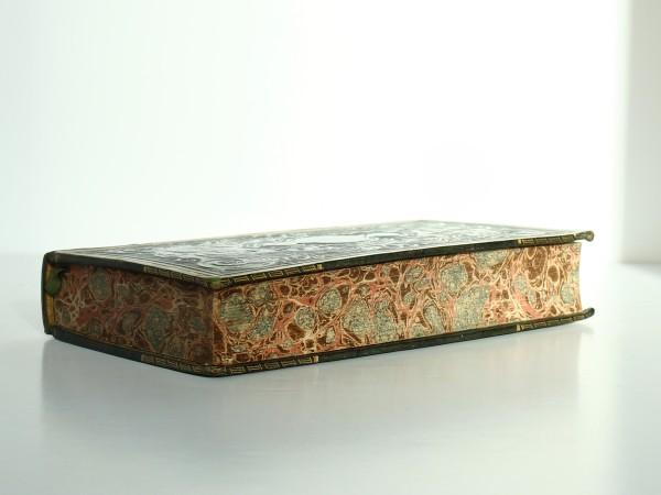 Les Caractères. La Bruyère. Rusand 1824. Tranches.