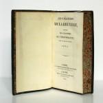 Les Caractères. La Bruyère. Rusand 1824. Page titre.